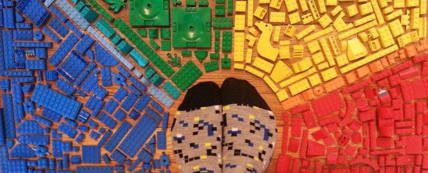 LEGO by Adam Hillman, instagram.com/witenry/